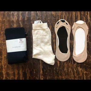NWT and NWOT Sock/Tights Bundle